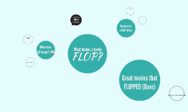 What makes a movie FLOP?