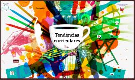 Copy of Tendencias curriculares