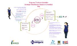 Rehabilitación Basada en Comunidad Territorios Saludables