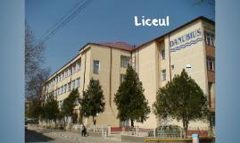 """Prezentarea Liceului """"Danubius"""" Călărași - 2016"""