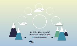 Jem Character Analysis