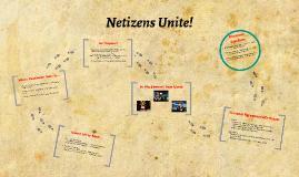 Netizens Unite