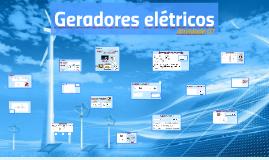 Gerador elétrico - Atividade 07