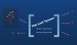 Copy of The Last Tycoon by F. Scott Fitzgerald