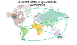 Copy of LA CULTURA WAYUU EN EL MARCO DE LA GLOBALIZACIÓN