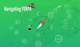 Navigating FERPA
