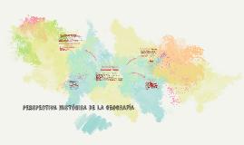 DE LOS GRIEGOS A HUMBOLDT Y RITTER