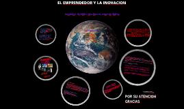 Copy of EL EMPRENDEDOR COMO GENERADOR DE IDEAS DE INVERSIÓN