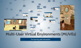 Multi user virtual realities (MUVRs)