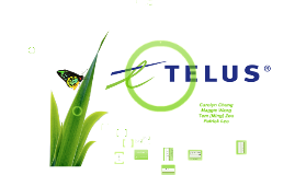 Copy of TELUS CAPITAL STRUCTURE