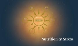 Nutrition & Stress