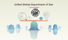 Copy of United States Department of War