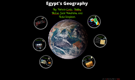Copy of Egypt's Geography