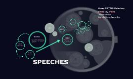 Copy of SPEECHES