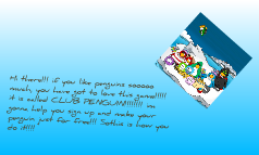 How to make Club Penguin