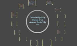Copy of Propiedades fisicas y quimicas de los elementos. Fam. VA y V