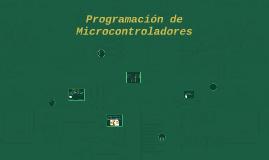 Programación de un microcontrolador
