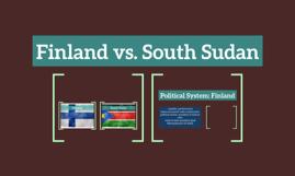 Finland vs. South Sudan