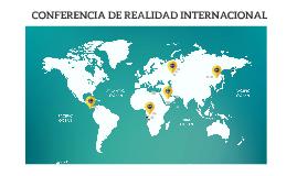 Conferencia RRII