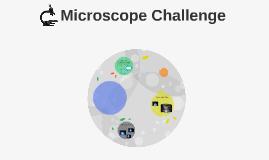 Microscope Challenge