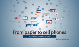 From paper to cell phones - New Lincoln