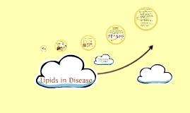 Lipids in Disease