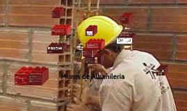 Copy of Muros de Albañileria