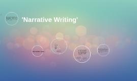 Copy of Narratives have...