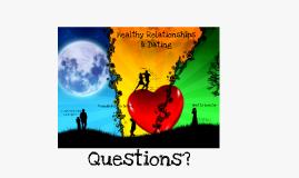 Original Spring Confirmation Retreat (Relationships)
