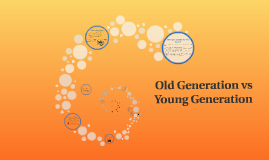 Old Generation vs Young Generation