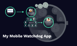 My Mobile Watchdog App