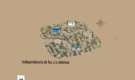 Copy of Independencia de las 13 colonias