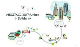 MBGLTACC 2017: United
