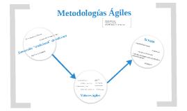 Intro a metodologías ágiles