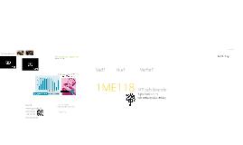 1ME118 Uppstart VT 2016