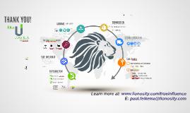 Lionosity TrueInfluence
