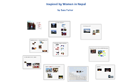 Inspired by Women in Nepal