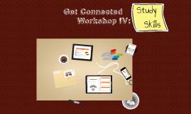 Get Connected Workshop III