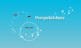Perspektivlære