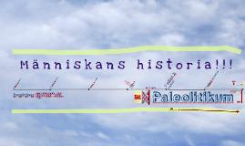 Långa linjer i människans historia 2013