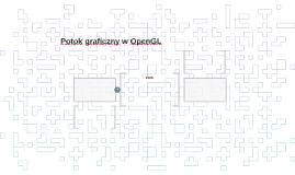 Potok graficzny w OpenGL