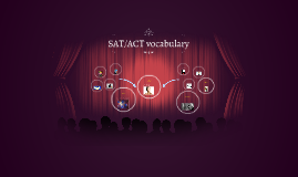SAT/ACT vocabulary