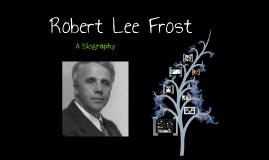 Copy of Robert Frost