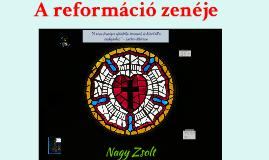 A reformáció zenéje