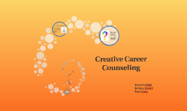 Creative Career Counseling