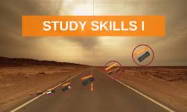 2014 Fall Study Skills Workshop