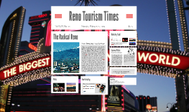 Reno Tourism Times