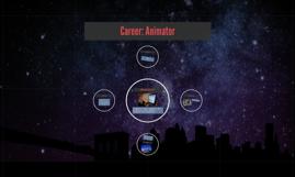 Career: Animator