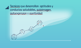 Copy of Tecnicas que desarrollan  aptitudes y conductas saludables,