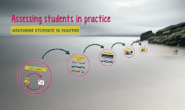 Assessing students in practice